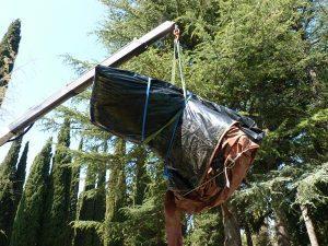 otroški park JumpyLand Adria Ankaran - napihljiva igrala, trampolin, kotiček za najmlajše, rojstni dan, zabava, otvoritev 2017